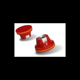 HONEY Mini Polishing Back-up Pad orange hard M14 50x5mm