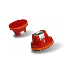 HONEY Mini Polishing Back-up Pad orange hard M14 60x5mm